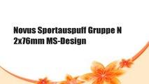 Novus Sportauspuff Gruppe N 2x76mm MS-Design