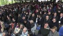 Arménie: célébrations pour le centenaire du génocide