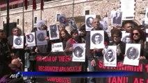 Turquie: cérémonie d'hommage aux victimes du génocide arménien
