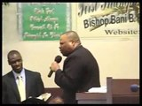 Bishop Bani B. Brown - Ministries