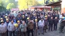 Zonguldak Maden İşçisi Haftada 2 Gün Güneş Yüzü Görecek