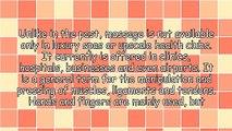Important Facts About Massage Gatineau