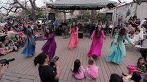 """Biya ey Rafigh"" Persian Classical Dance - Ravaan Persian Dance Company"