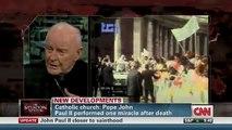CNN: Pope John Paul II closer to sainthood