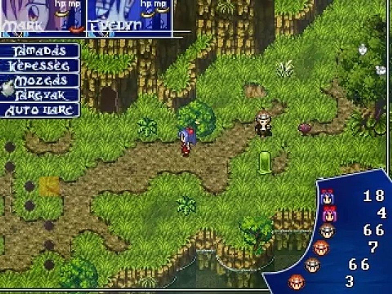 RPG Maker Custom Battle System [Dragon Blade 4][Rpg Maker 2k3]