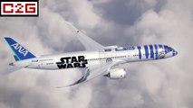 Boeing R2-D2, TGV japonais et loi renseignement : Chroniques2Geeks S03-E18
