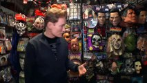Conan Visits The Halloween Store - CONAN on TBS