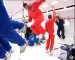 Parabelflug - 22 Sekunden schwerelos
