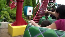 Gadget's Go Coaster Roller Coaster Onride POV Tokyo Disneyland Japan HD 1080p
