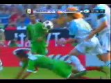 Mexico Baila a Argentina - Copa Confederaciones 2005