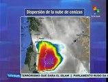 Cenizas del volcán chileno Calbuco llegan hasta Buenos Aires