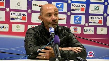 Après Auxerre : Cédric DAURY