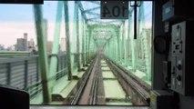 [HD前面展望・1080p対応]JR常磐線(上野東京ライン) 快速 松戸-日暮里@E231系0番台(自動放送更新後)