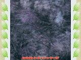 StudioPRO Hand Painted Tie Dye Grey/Purple Muslin Backdrop 10' x 20' Photography Studio Background
