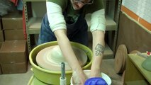 Centering larger amounts of clay the easy way -Patty Bilbro-2011