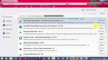 إضافة لمتصفح Mozilla Firefox  تمكنك من تحميل الفيديوهات والافلام ... دون برامج تحميل وبسرعة خيالية