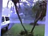 Hurricane Wilma - Before the eye