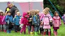 """Keine Angst vorm Arzt: Aktion """"Teddy-Krankenhaus"""" - Initiative Kindergesundheit"""