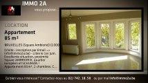 A louer - Appartement - BRUXELLES - BRUXELLES (Square Ambiorix)) (Square Ambiorix)) - BRUXELLES (Square Ambiorix)) (1000) - 85m²