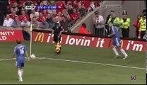 John Arne Riise amazing goal - Liverpool v Chelsea