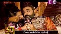 'Udaan' Ke Set Par Chakor Ko Full Masti - Udaan