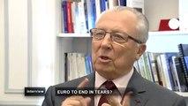 euronews interview - Jacques Delors