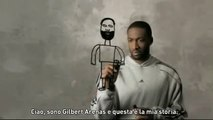 Spot Adidas 2007 - Impossible is Nothing - Gilbert Arenas