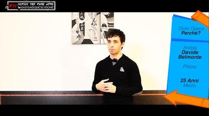 26 MOTIVI PER FARE ARTE - Davide Belmonte