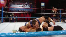 Raw: Santino Marella & Vladimir Kozlov vs. The Usos - WWE