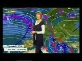 Séparation de la belgique vue par la météo