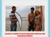 Lastolite LL LR3007 30-Inch Collapsible Reflector with Translucent Diffuser