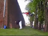 Evolution Parkour Street/Free Running