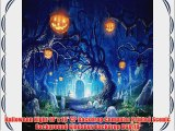 Halloween Night 10' x 10' CP Backdrop Computer Printed Scenic Background GladsBuy Backdrop