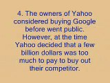 Copy of surprising facts about Yahoo - alltime 10s