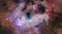 Voyage en 3D dans une nébuleuse avec le télescope Hubble