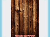 Photography Weathered Faux Wood Floor Drop Background Mat CF1668 Rubber Backing 8'x8' High