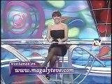 MAGALY TV 15-07-2010 APARICION DE FANTASMA EN EL SET DE MAGALY