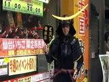 Yokozuna Asashoryu Loses Sumo Match - Director's Cut