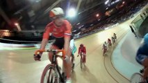 Onboards Day 1 2015 UCI Track Cycling World Championships