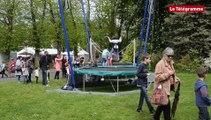 Saint-Brieuc. Forum loisirs de l'été : des animations sur le parc des promenades