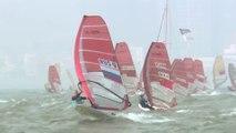 ISAF Sailing World Cup Hyeres 2015 - SWC Hyères - Meet Mat Belcher & Will Ryan