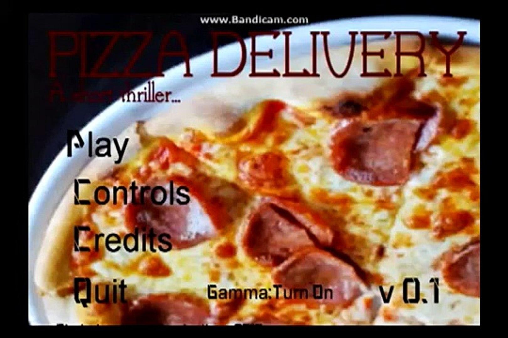 موصل البيتزا - لعبة رعب ~ فيس كام | Pizza Delivery