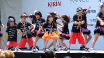 女子小中学生JC~女子大生によるダンス