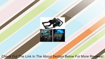 """TechIntheBox ColorCross Google Virtual Reality 3D Video Glasses Cardboard Head Mount Plastic Version 3D Video Glasses, VR Bi-convex headset Free Hand for 4.7""""~6"""" Smartphone Review"""