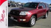 2005 Toyota 4Runner Pueblo CO Colorado Springs, CO #145007A - SOLD