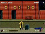 {Sega} Dick Tracy - Stage 1A [Tracy Gets A Lead]