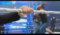 WWE Smackdown 23-4-2015 Dean Ambrose Attack Seth Rollins (Dean Help Roman Reings)  23 April 2015 Part-2 _ Watch Online
