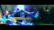 Dota 2 WTF Moments   Bonus Clip   Invoker Epic Duel