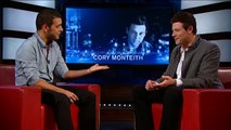 George Stroumboulopoulos Tonight: Cory Monteith