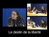 Le destin de la liberté, 1ère partie, Christine COSTE